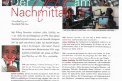 111220 TOP Magazin Interview Julian Krafftzig