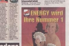 BILD Anzeige Seite 1 ENERGY MoShow März 2003